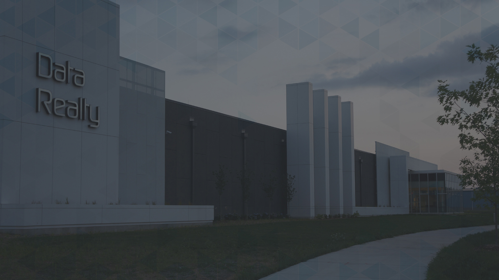 Northern Indiana Data Center exterior